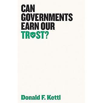 I governi possono guadagnarsi la nostra fiducia?