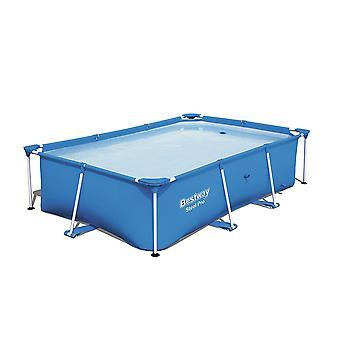 La piscine Bestway Steel Frame Pro rectangulaire 102