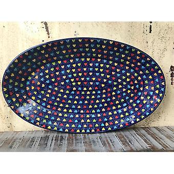 Plate, oval, 45.5 x 27 cm, dreams, BSN A-1072