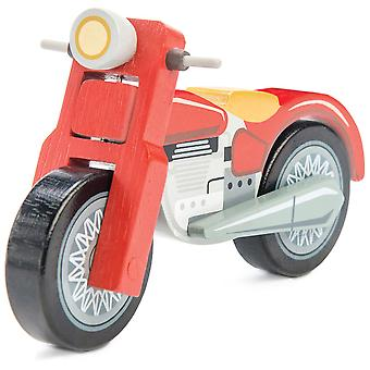 Le Toy Van Cars & Construction Motorbike