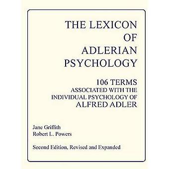 Het Lexicon Adlerian psychologie door Griffith & Jane