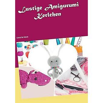 Lustige Amigurumi Kerlchen af Kies & Anneliese