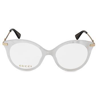 Gucci GG0109O 005 50 ovale brillengestellen
