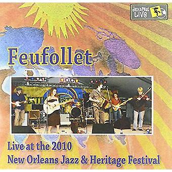 Feufollet - Jazz Fest 2010 [CD] USA import