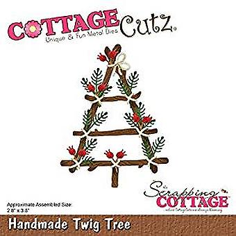 Scrapping Cottage Handmade Twig Tree