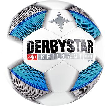 10 x DERBY STAR youth ball - brilliant LIGHT dual bonded includes ball sack