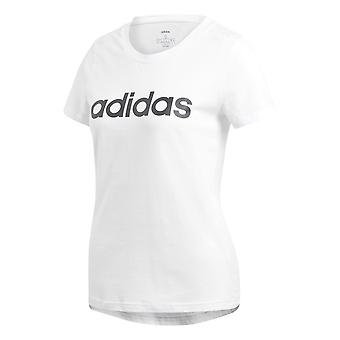 Adidas E Lin Slim T DU0629 universal all year women t-shirt