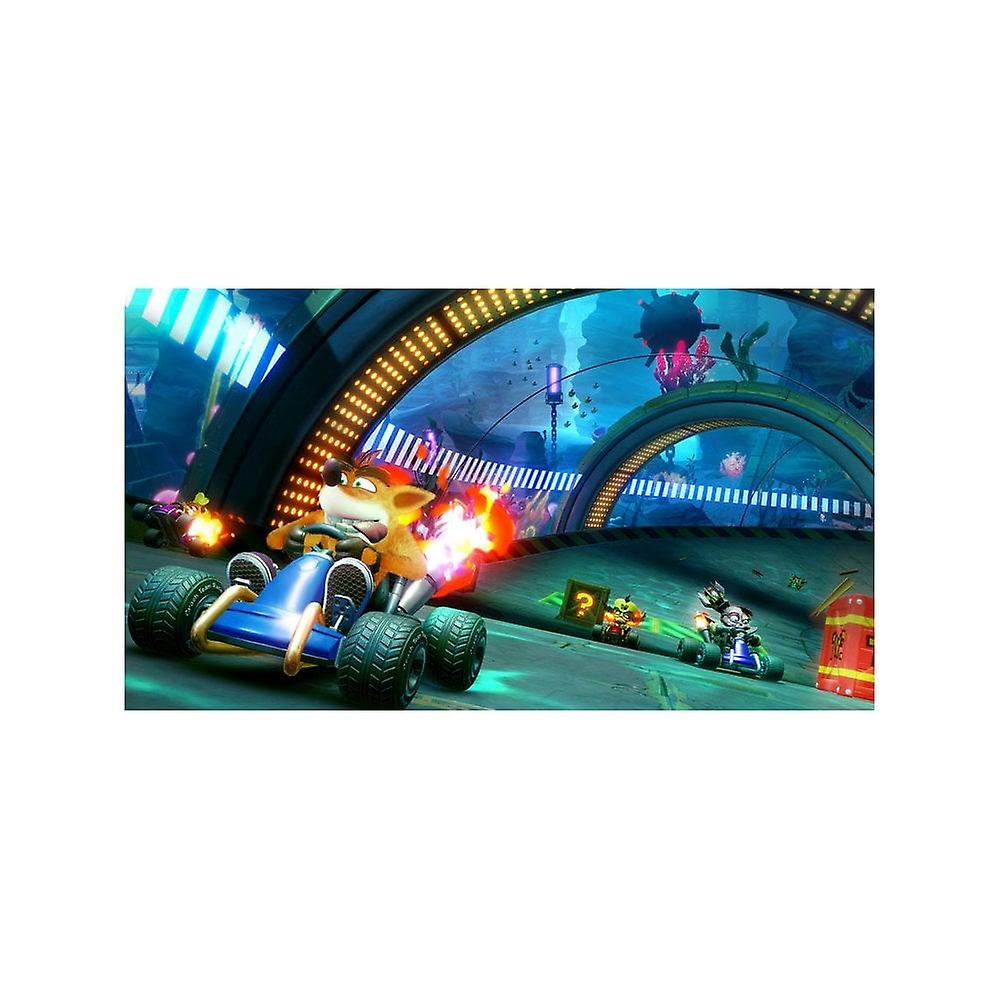 Crash Bandicoot Crash Team Racing Nitro Fueled PS4