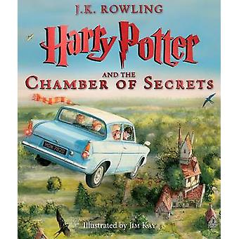 Harry Potter and the Chamber of Secrets - The Illustrated Edition (Har