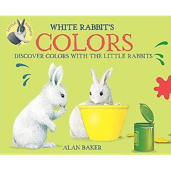 White Rabbit's Color Book by Alan Baker - 9780606395984 Book