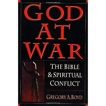 God at War by Gregory Boyd - 9780830818853 Book