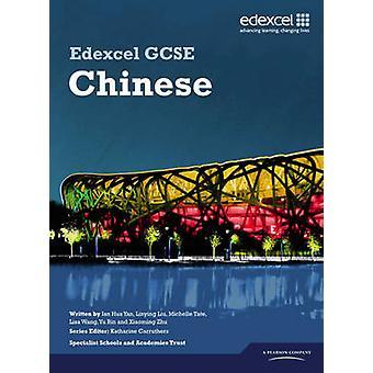 Edexcel GCSE Chinese Student Book - 9781846905179 Book