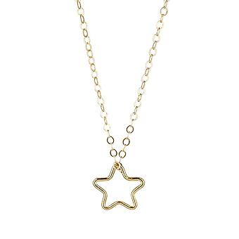 14kt Gold Filled Chain with Star Pendant