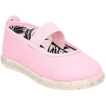 Flossy Girls Infants Astro Ballerina Casual Slip On Shoes