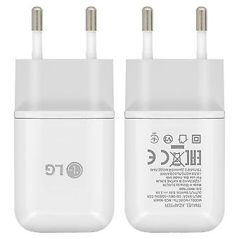 Original LG 3A USB Charger + Charging Cable & USB-C Synchronisation