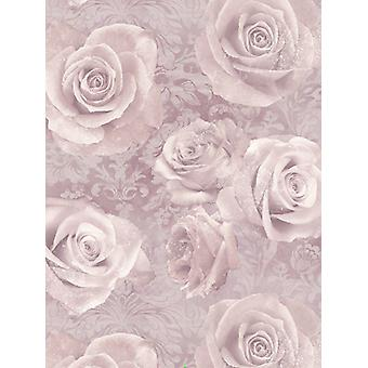 Reverie Rose Wallpaper Arthouse