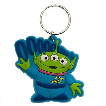 Toy Story 4 Alien PVC-nyckelring