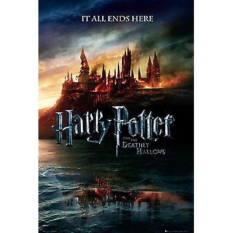 Harry Potter 7 Teaser Poster Maxi 61x91.5cm