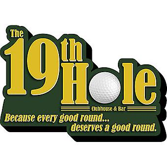 Magnet - 19th Hole - Funky Chunky New 95518