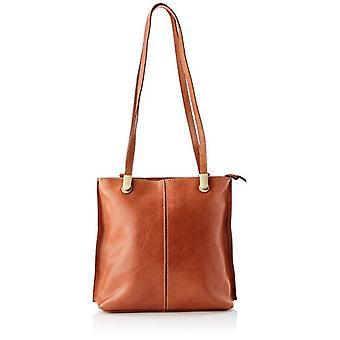 All-Fashion Hair Cbc181355opgf22 Unisex Adult Brown Hand Bag 8x28x29 cm (W x H x L)