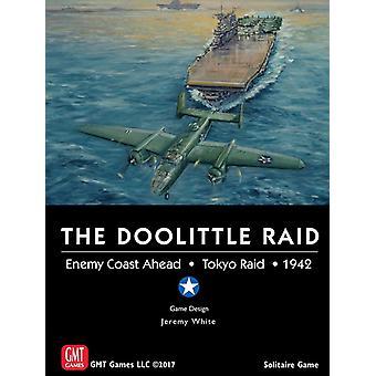The Doolittle Raid Enemy Coast Ahead Board Game