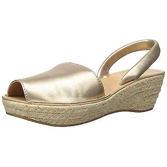 Kenneth Cole reactie vrouwen ' s fijn glas espadrille platform slingback sandaal...