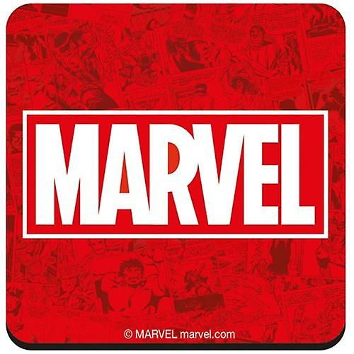 Official Marvel Logo Coaster
