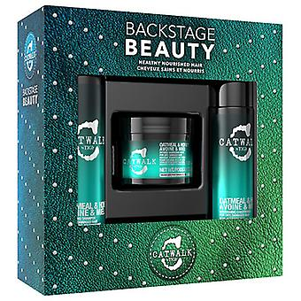 TIGI Catwalk Backstage Beauty Gift Set