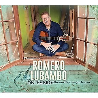 Romero Lubambo - Setembro [CD] USA import