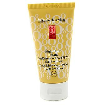 Elizabeth Arden åtte Hour Cream Søn Defense for Face SPF 50-50 ml/1.7 oz