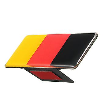 German Flag Grill Badge For All Cars Audi, BMW, Mercedes Benz