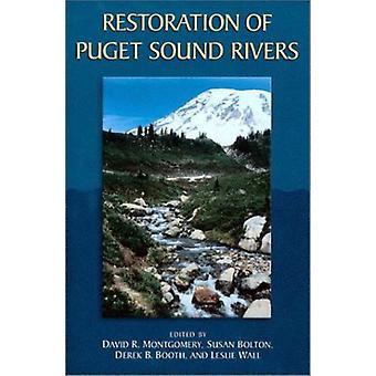 Restoration of Puget Sound Rivers by David Montgomery - 9780295982953