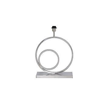 Light & Living Lamp Base 38x18x53 Cm OMEGA Nickel