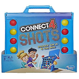 Hasbro Gaming Connect 4 Shots Game Toy