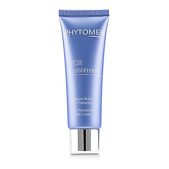 Phytomer Algodefense Multi-protective Wrinkle Cream Spf 20 - 50ml/1.6oz