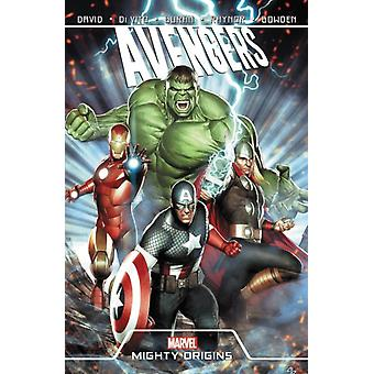 Avengers Mighty Origins door Peter David