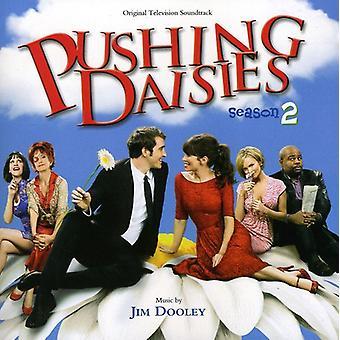 Various Artists - Pushing Daisies: Season 2 [Original Television Soundtrack] [CD] USA import