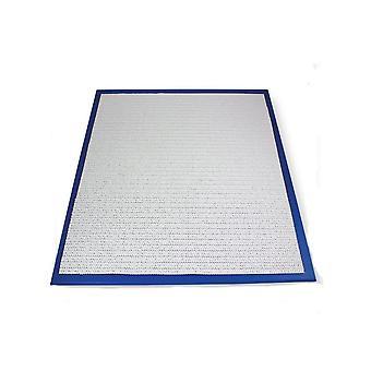 PME gran tabla de despliegue antiadherente - azul