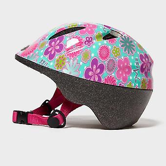 Nowe Raleigh Kids' Rascal Green Miss Bike Helmet Pink