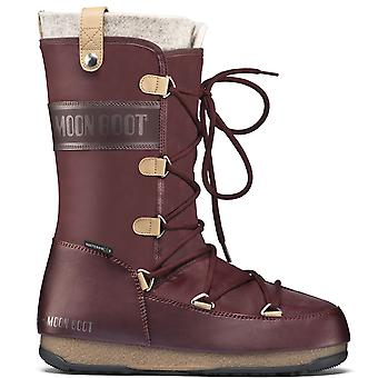 Womens Tecnica Moon Boot WE Monaco Felt WP Winter Thermal Durable Boots