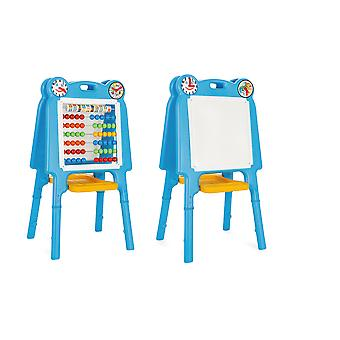 Pilsan Smarty Drawing Board With Abacus Blue