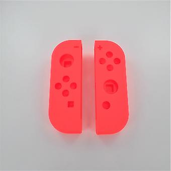 Replacement housing for nintendo switch joy-con left & right controller shell - red | zedlabz