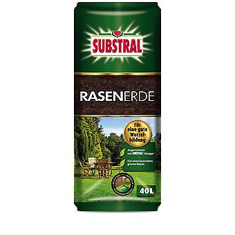 SUBSTRAL® lawn soil, 40 litres