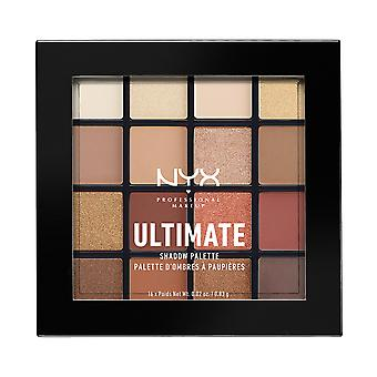 NYX PROF. MAQUIAGEM Ultimate Shadow Palette-Warm Neutros