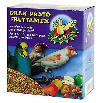 Nayeco Pasta mix fruit breeding Great grass (Birds , Supplements)