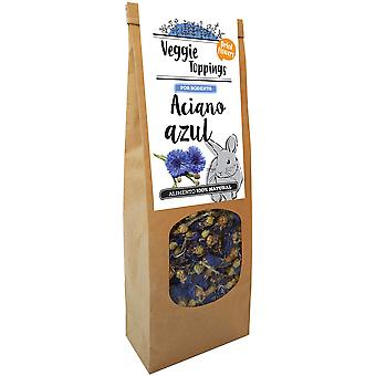 Cominter Snack For Small Mammals Veggie Toppings Cornflower Blue (Small pets , Treats)