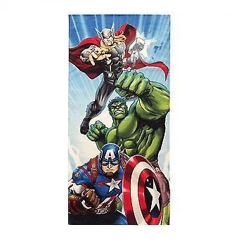 Avengers Assemble Beach Towel