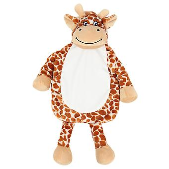 Mumbles Giraffe Hot Water Bottle Cover