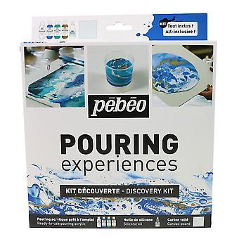 Pebeo Hälla upplevelser Discovery Kit