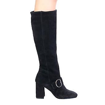Fontana 2.0 Oryginalne damskie buty jesienno-zimowe - Czarny kolor 30474